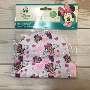 Minnie Mouse Infant Multi Color Hearts Polka Dots